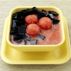Watermelon Grass Jelly